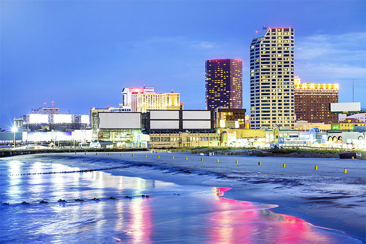 Atlantic City - New Jersey state