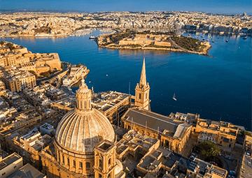 Du lịch Mỹ và Canada với hộ chiếu Malta