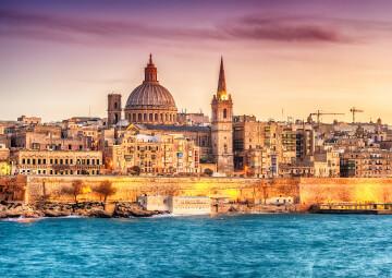 5 điều thú vị về đảo quốc Malta