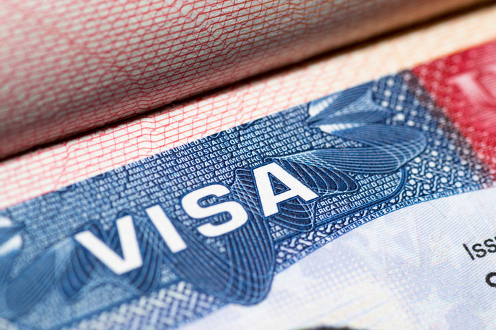 Vietnam was in top 3 nations that have the largest number of people possessing EB-5 visa in 2019